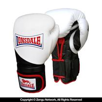Lonsdale Super Pro ICORE Leather Training Gloves